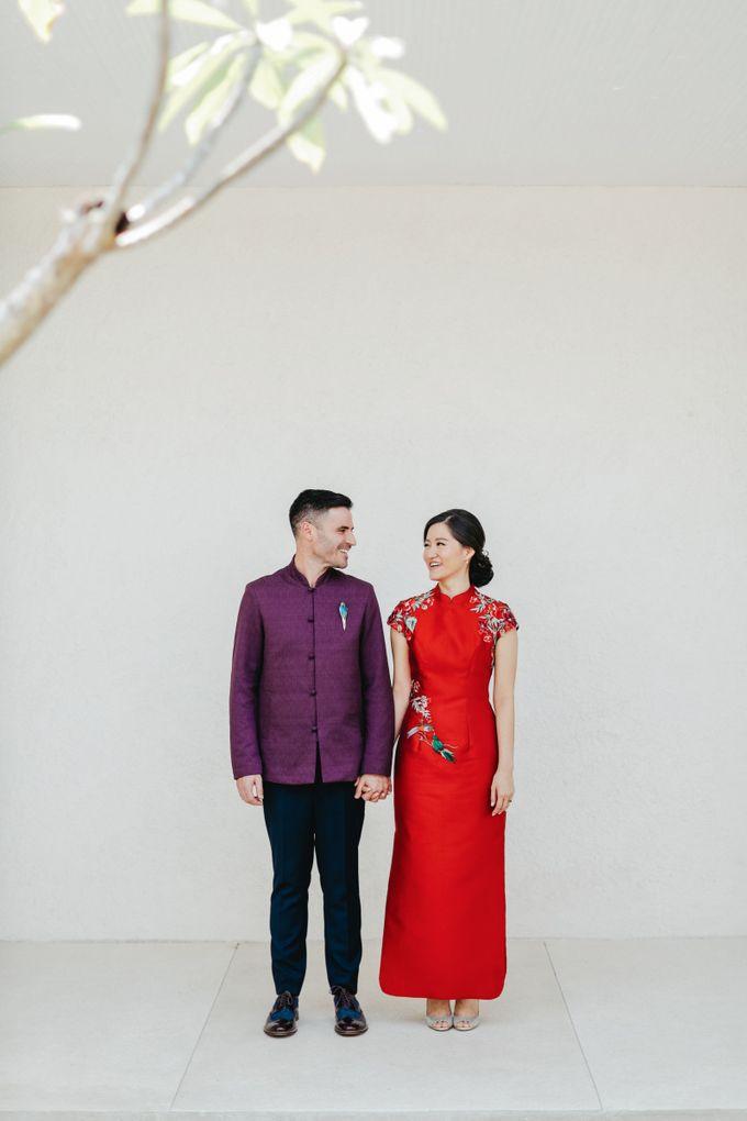 The Wedding  of Marilyn and Shaun by Alila Villas Uluwatu - 006