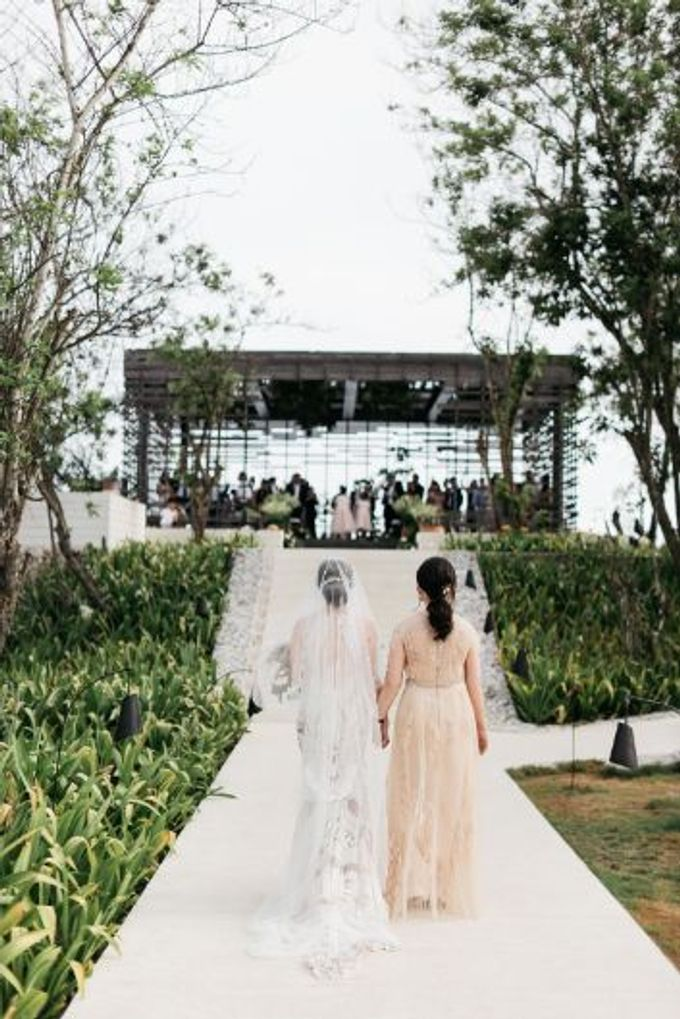 The Wedding  of Marilyn and Shaun by Alila Villas Uluwatu - 024
