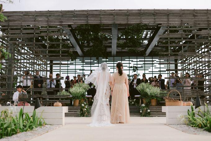The Wedding  of Marilyn and Shaun by Alila Villas Uluwatu - 025