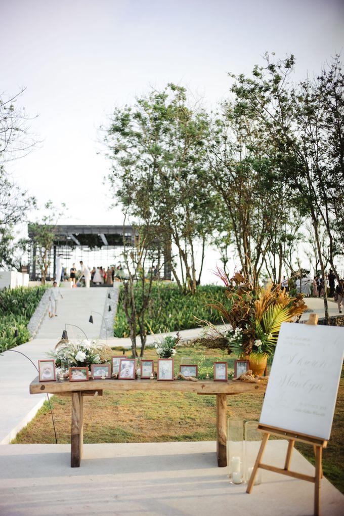The Wedding  of Marilyn and Shaun by Alila Villas Uluwatu - 020