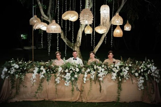 The Wedding  of Marilyn and Shaun by Alila Villas Uluwatu - 036
