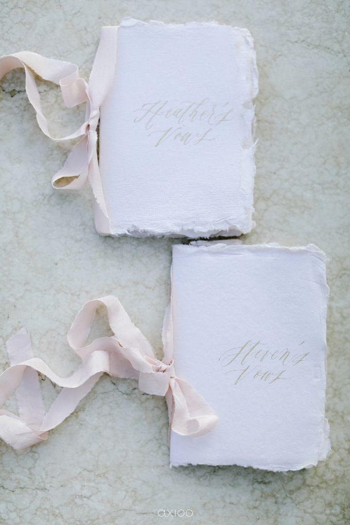 Elegant Peach Nude Wedding at Tirtha Glasshouse by Silverdust Decoration - 002