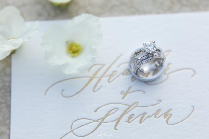 Elegant Peach Nude Wedding at Tirtha Glasshouse by Silverdust Decoration - 003