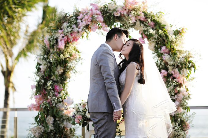 Michael & Nikita by Bali Wedding Paradise - 020