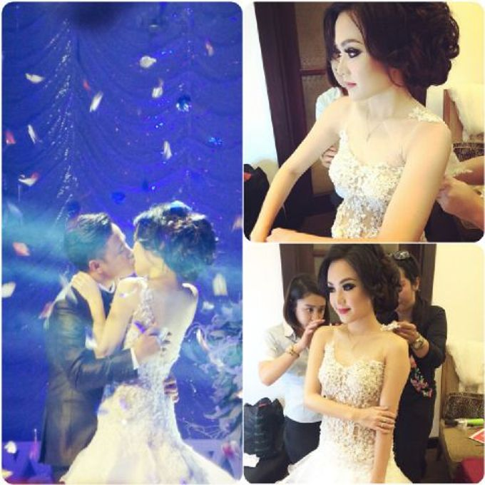 The Wedding Gown of Mee Djin Couture by Meedjin Couture - 003
