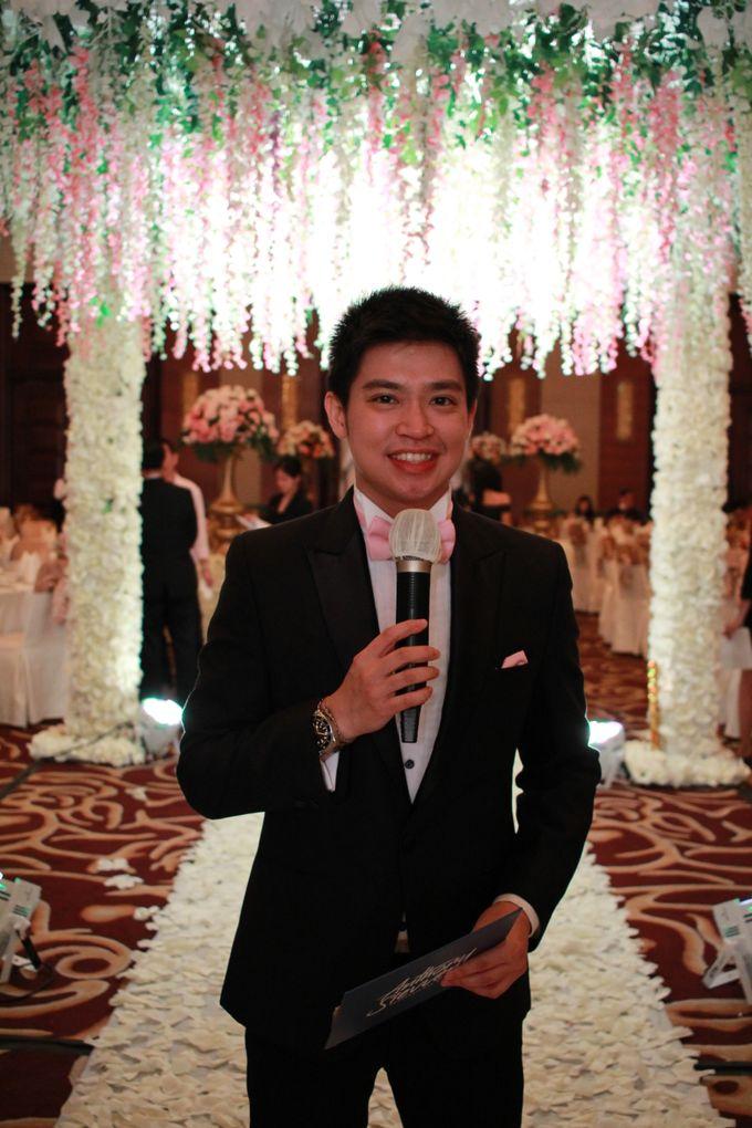 Anthony Stevven MC Wedding SunCity Jakarta by KEYS Entertainment - 004