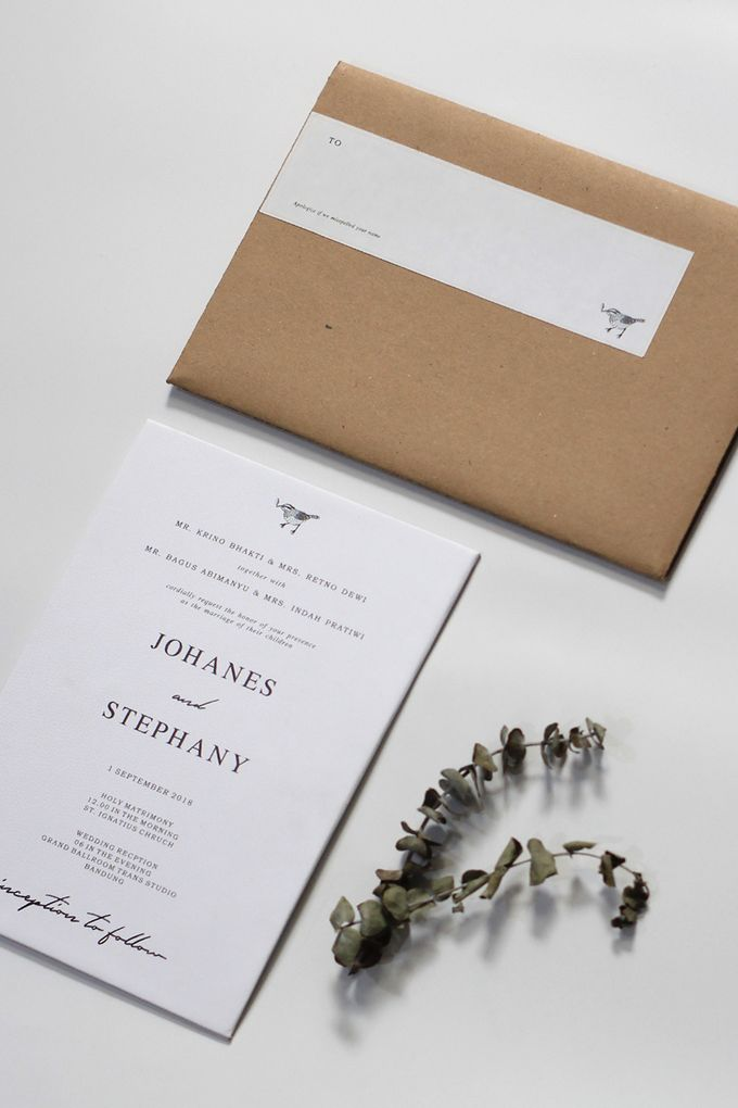 Package Invitation & Gift by Signore Gift - 003