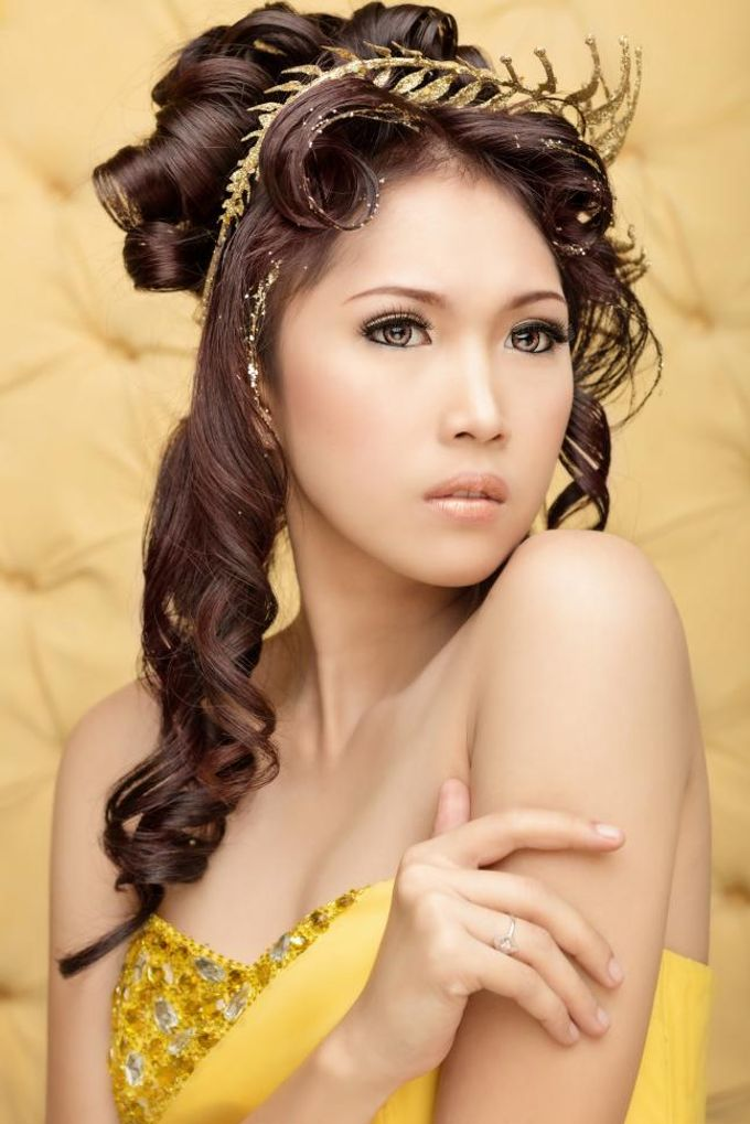 "Miss Indonesia ""Bengkulu"" 2013 by Portia MakeUp Artist - 002"