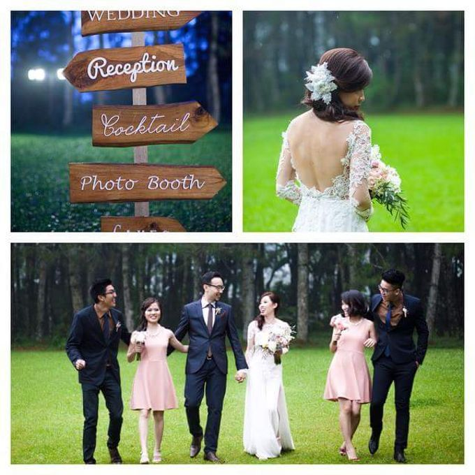 a Forest Wedding by Bozza Event Organizer - 014