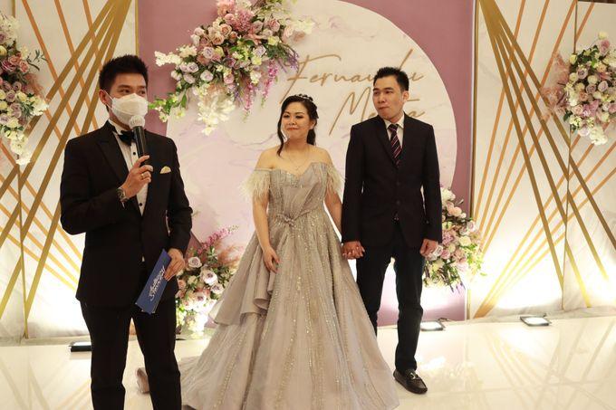 MC Wedding Intimate Hotel Mulia Jakarta - Anthony Stevven by Anthony Stevven - 001