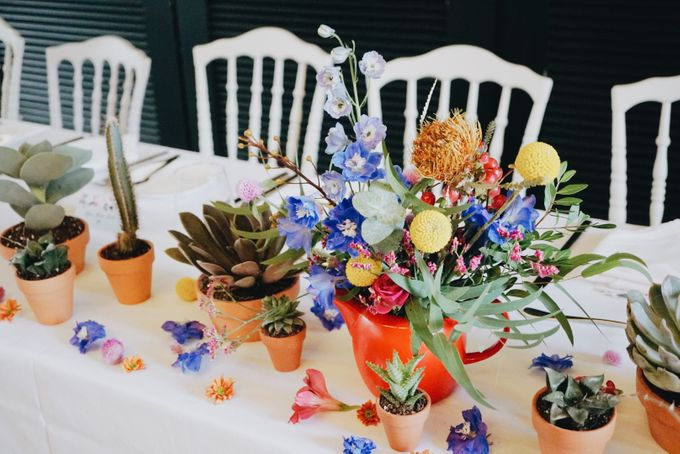 Venue Floral Decor by The Bloomish Eden - 001