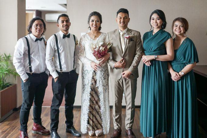 Wedding Of Adi & Pricilia by Ohana Enterprise - 002