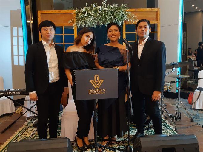 Double V Entertainment Wedding - Entertainemnt Jazz  Jakarta by Anthony Stevven - 001