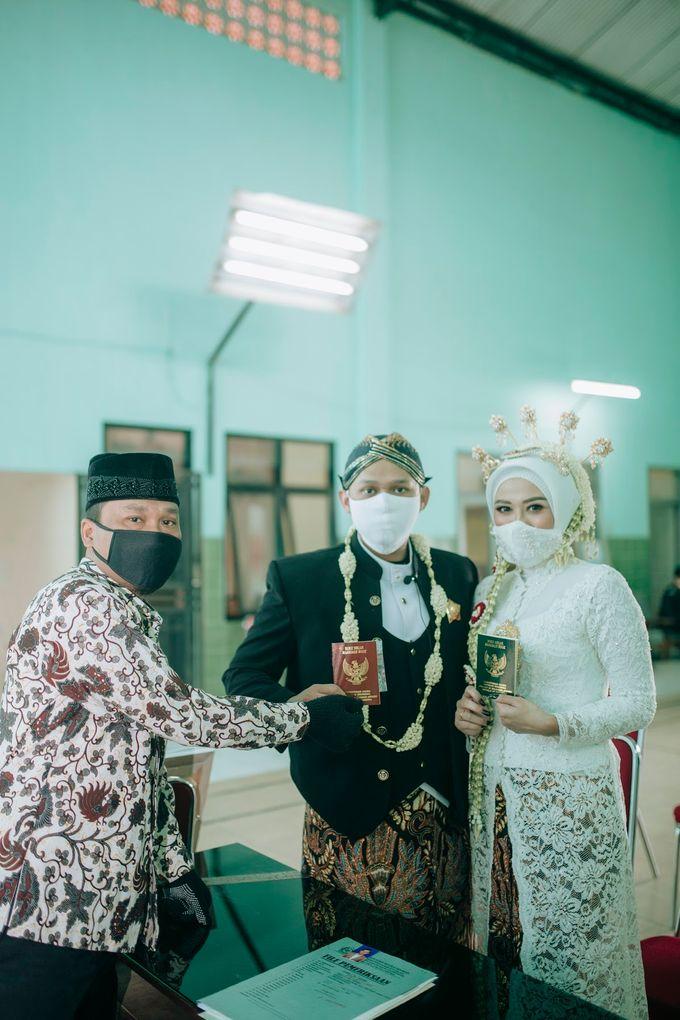 Micro Wedding Okta & Kresna by Kisah Kita Wedding Planner & Organizer - 020