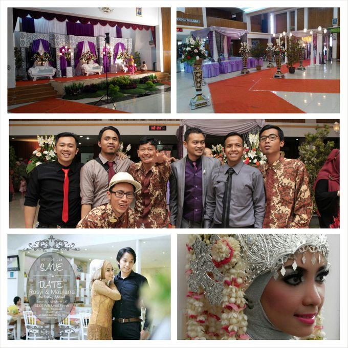 Maulana - Rosyi wedding day by Link Wedding Planner - 001