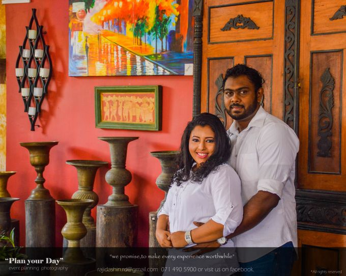 Themed Traditional Wedding Sri Lankan Wedding by Weddings by Plan Your Day - 003