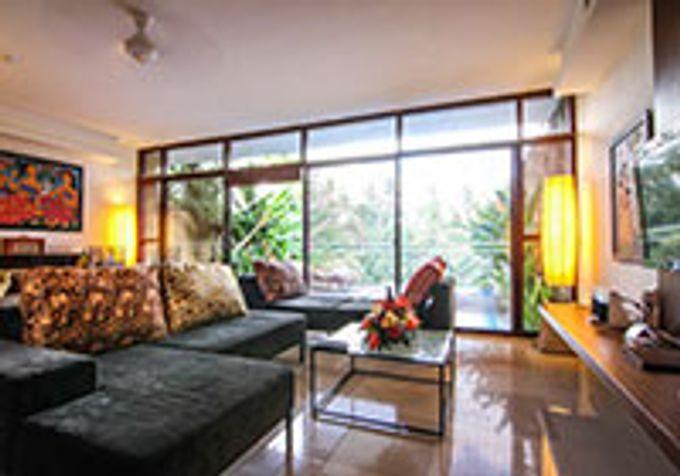 One Bed Room Pool Villa by Ubud Green Resort Villa - 003