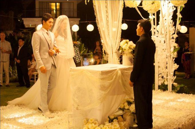 Wedding at Flamingo Chapel (Videos) by Flamingo Dewata Chapel and Villas - 008