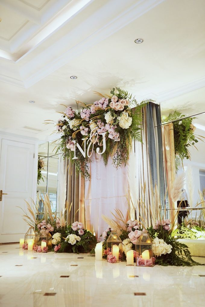 N & J by La Bloom Florist - 001