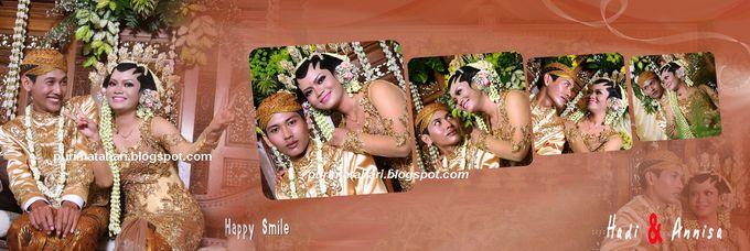 Pengantin Jawa by Puri Matahari Rias Pengantin - 009
