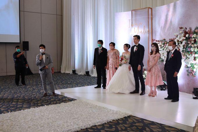 MC Wedding Intimate at Sheraton Gandaria Jakarta by Anthony Stevven by Anthony Stevven - 010