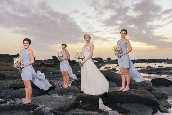 Tori & Sam | Bali Wedding by AT Photography Bali - 011