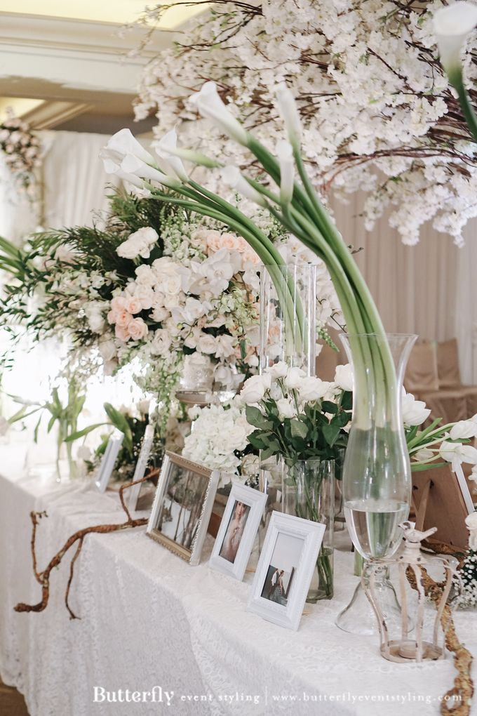 The Wedding of Hananto & Choerunissa by Butterfly Event Styling - 002