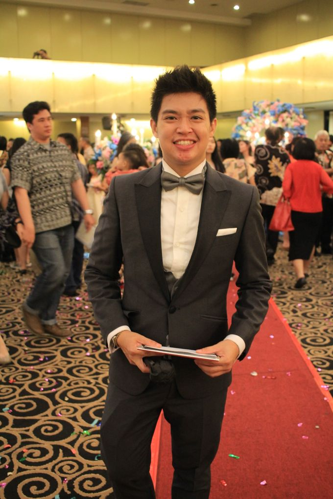 MC Wedding Prisma Ballroom Jakarta - Anthony Stevven by KEYS Entertainment - 005