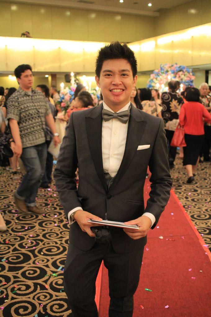 MC Wedding Prisma Ballroom Jakarta - Anthony Stevven by Tracy Bridal House - 005