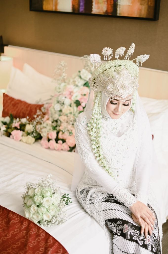The Wedding of Dedy & Imda by Khayim Beshafa One Stop Wedding - 009