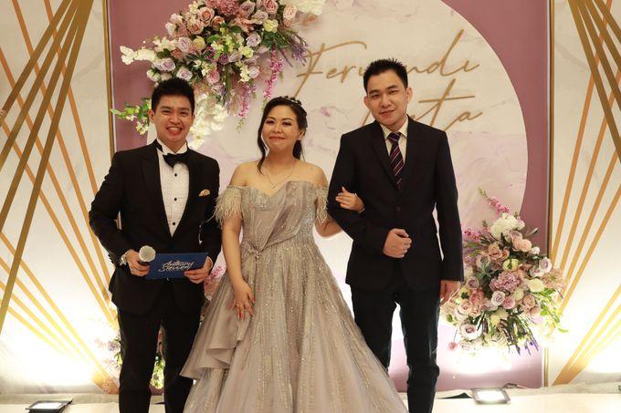 MC Wedding Intimate Hotel Mulia Jakarta - Anthony Stevven by Anthony Stevven - 002