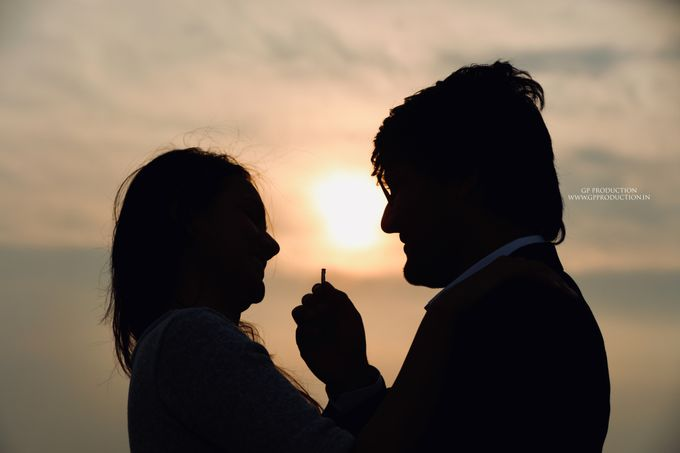 Pre Wedding Shoot by GP PRODUCTION - 001