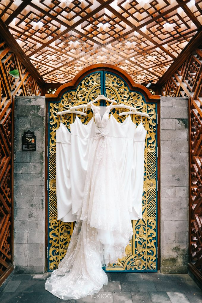 Modern Playful Wedding in Seminyak Bali by Silverdust Decoration - 002