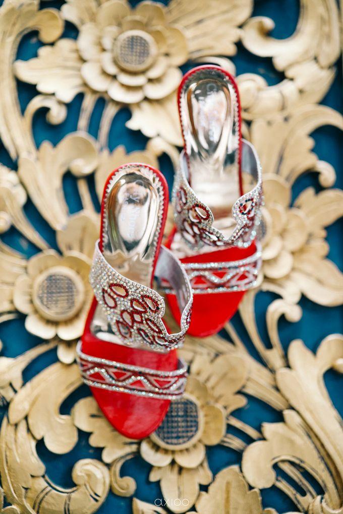 Modern Playful Wedding in Seminyak Bali by Silverdust Decoration - 028