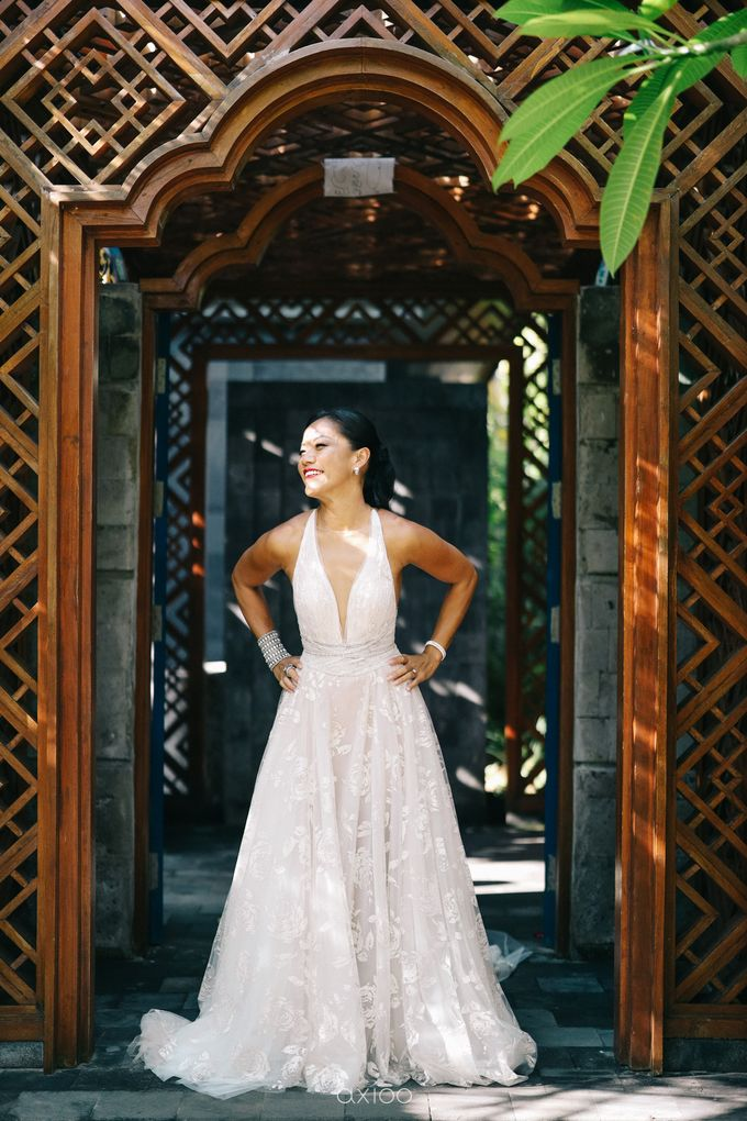 Modern Playful Wedding in Seminyak Bali by Silverdust Decoration - 021