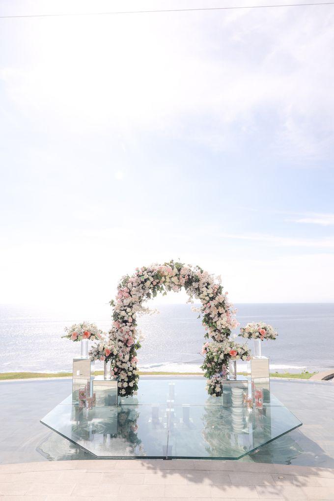 Bryce & Bonnie Wedding by KAMAYA BALI - 008