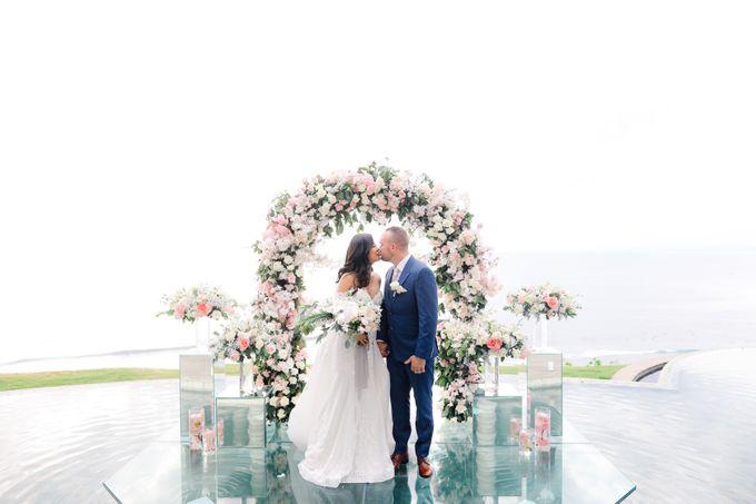 Bryce & Bonnie Wedding by KAMAYA BALI - 001