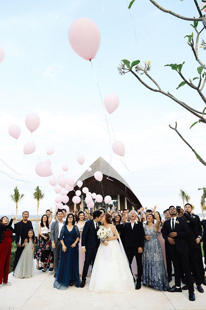 Eddie & Serine by Bali Wedding Paradise - 018