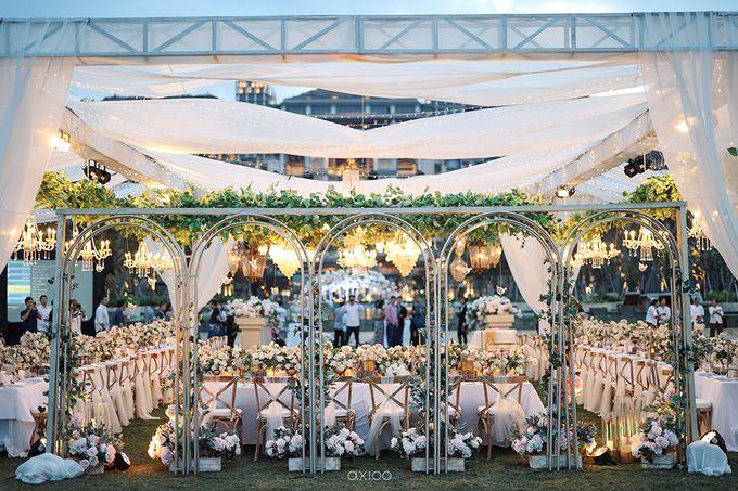 Eddie & Serine by Bali Wedding Paradise - 028