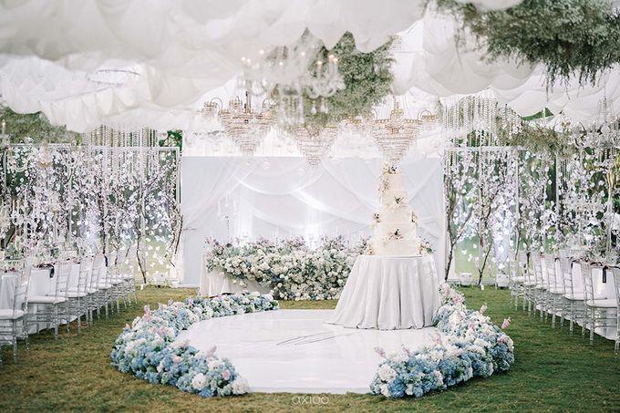 The Wedding of Franky & Pauline by Alila Villas Uluwatu - 004