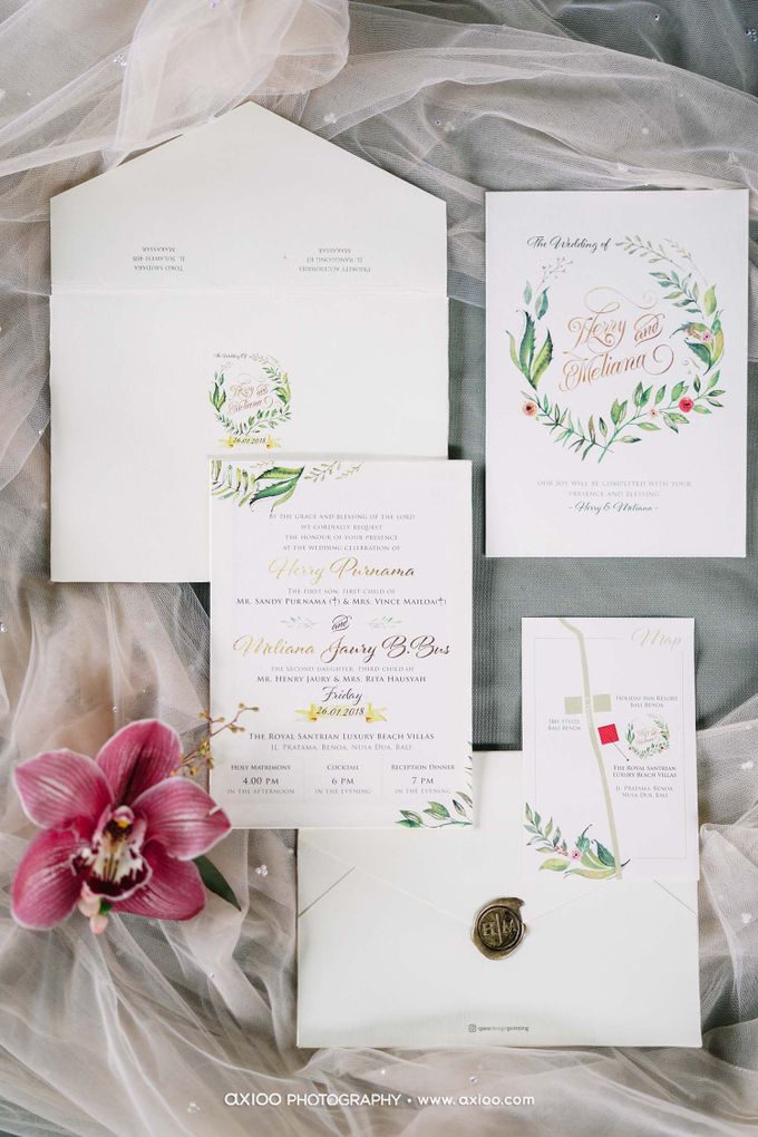 Herry Meliana Wedding by Magnifica Organizer - 002