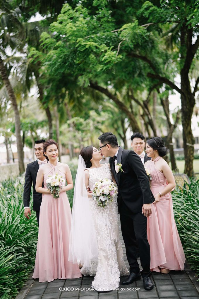 Herry Meliana Wedding by Magnifica Organizer - 013