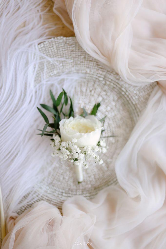 Wedding Karen & Ken by Bali Izatta Wedding Planner & Wedding Florist Decorator - 001