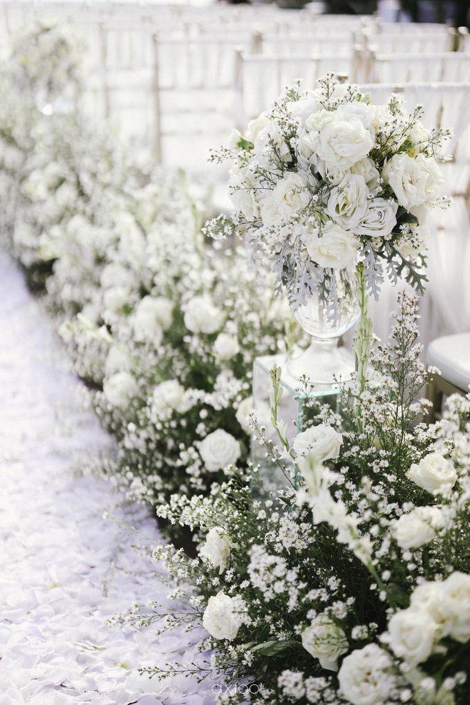 Wedding Karen & Ken by Bali Izatta Wedding Planner & Wedding Florist Decorator - 002
