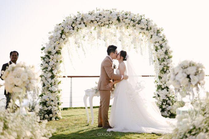 Wedding Karen & Ken by Bali Izatta Wedding Planner & Wedding Florist Decorator - 003