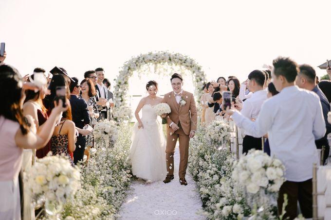 Wedding Karen & Ken by Bali Izatta Wedding Planner & Wedding Florist Decorator - 004