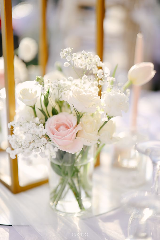 Wedding Karen & Ken by Bali Izatta Wedding Planner & Wedding Florist Decorator - 015