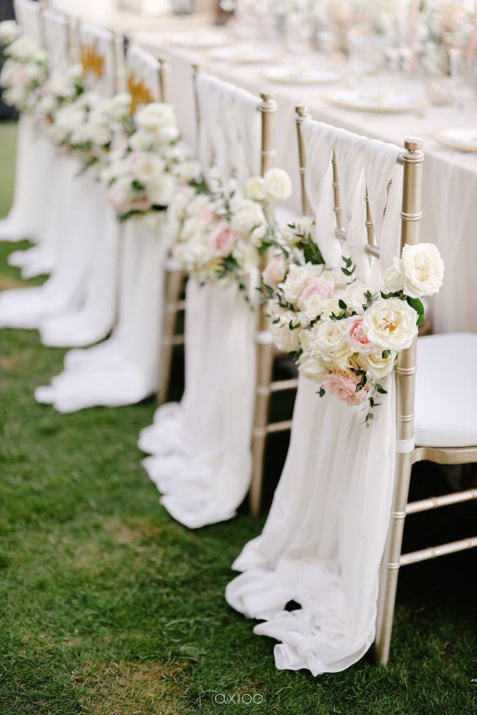 Wedding Karen & Ken by Bali Izatta Wedding Planner & Wedding Florist Decorator - 005