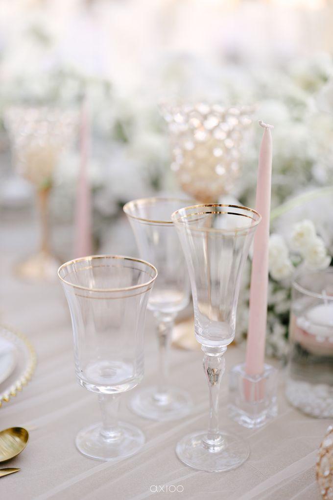 Wedding Karen & Ken by Bali Izatta Wedding Planner & Wedding Florist Decorator - 007