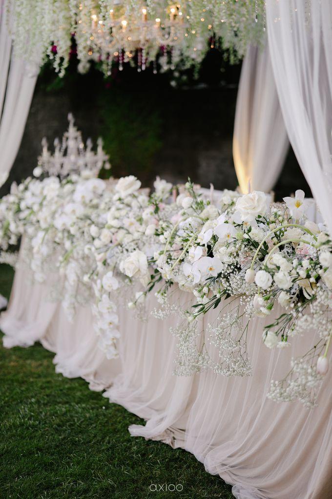 Wedding Karen & Ken by Bali Izatta Wedding Planner & Wedding Florist Decorator - 010